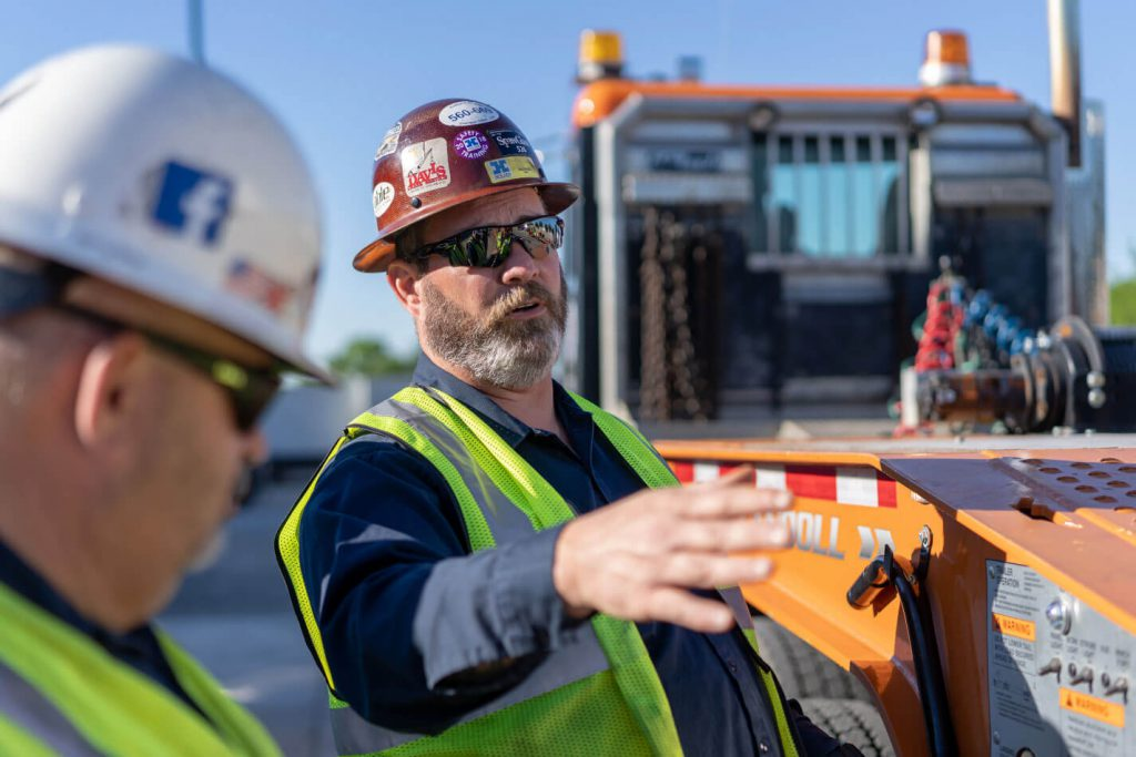 Apply For a Job With Able Machinery Movers